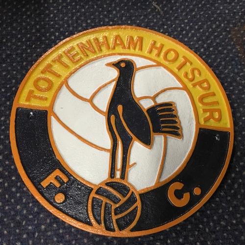 1164 - A Tottenham Hotspur sign (162)....