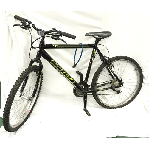 1285 - A Python bicycle. 18 speed and in good condition (30)....