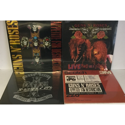 122 - Guns 'N' Roses - Appetite For Destruction: Locked N' Loaded Box.  The Holy Grail for any serious col...