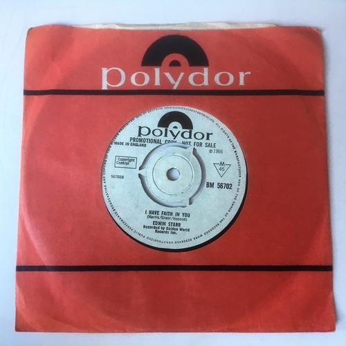 176 - Edwin Starr Promo 7