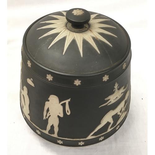 19 - A W T Lamp & Sons Compliments lidded barrel plus...