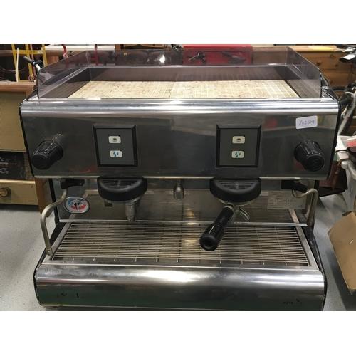 969 - A La Scala commercial coffee machine....