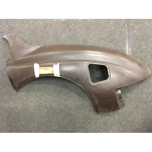 47M - A Jaguar MK2 off side rear wing panel (new) old stock, Genuine....