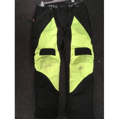 8M - Texpeed motorcycle trousers W40