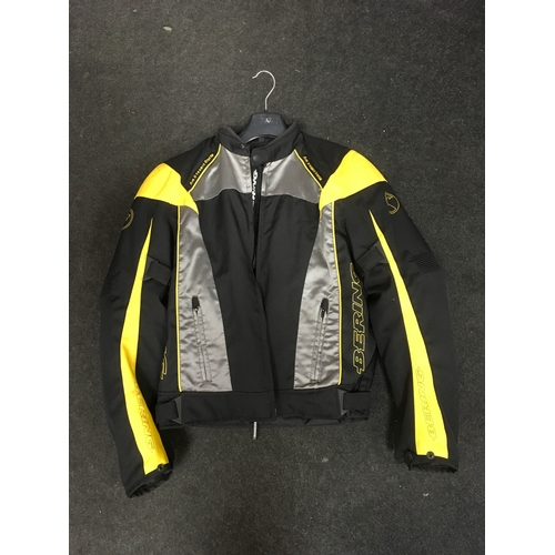 12M - Bering ADS scotch lite motorcycle jacket , size L....