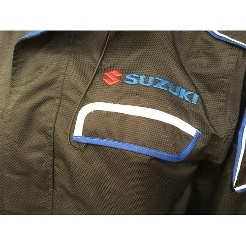 15M - Suzuki Gortex motorcycle jacket, Size S...