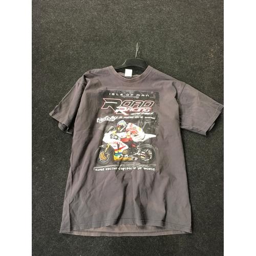 56M - Isle of Man, Road racing T-shirt, XL...