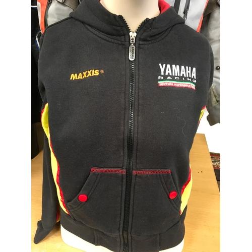 58M - Maxxis Yamaha racing sweatshirt, S...