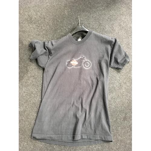 62M - A Harley Davidson T-Shirt, L....