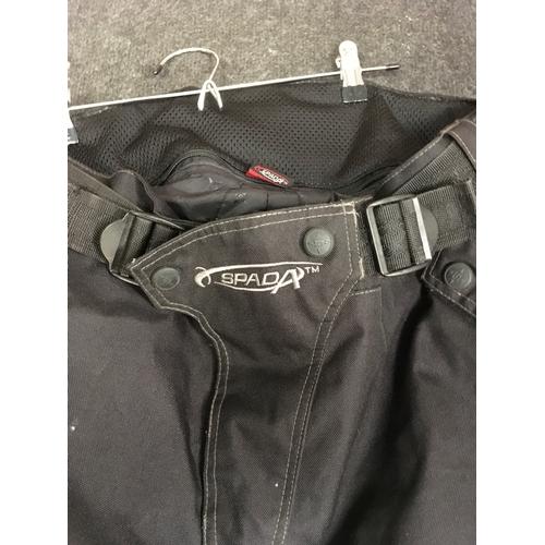 73M - Spada Gortex motorcycle trousers, size XXL....