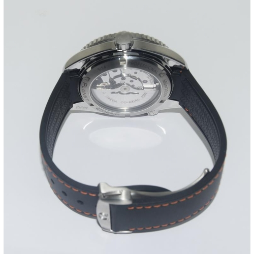 502a - An Omega Seamaster Planet Ocean 2016 wristwatch Calibre 8500, Ref. 23232462101005. No. 87660860 (unw...