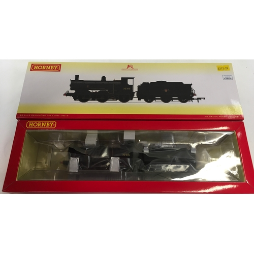 36 - HORNBY OO gauge R3239 BR Black Drummond 700 Class 0-6-0 # 30315 - DCC ready - Mint Boxed with Instru...