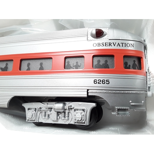 23 - Williams by Bachmann O Gauge passenger car - New Haven Mayflower #6265. Appears Excellent in Near Mi...