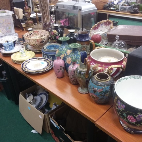 412 - A large quantity of China....