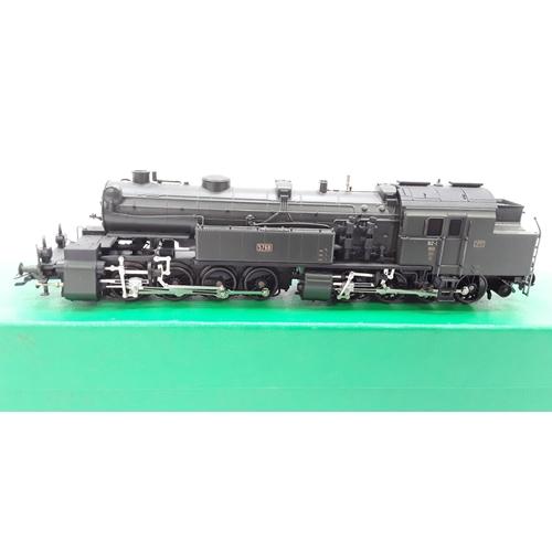 33 - Marklin OO gauge 37962 DRG Class 96 Mallet steam tank locomotive....