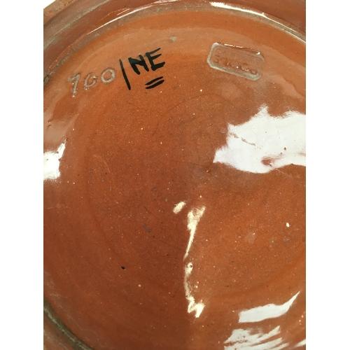 140 - Poole Pottery shape 700 NE pattern vase....