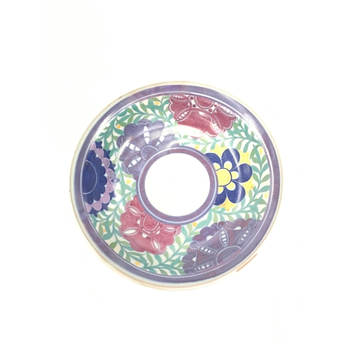 13 - Poole Pottery Carter Stabler Adams shape 528 large OT pattern bowl by Anne Hatchard....