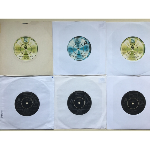 32 - MOTOWN 1970's DEMO RECORDS X 6. Great selection here from - Syreeta - Bonnie Pointer - Diana Ross x ...