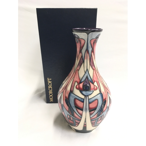 39 - Moorcroft Limited Edition Centenarian vase by Emma Bossons. 14/100, signed and dated to base. Made f...