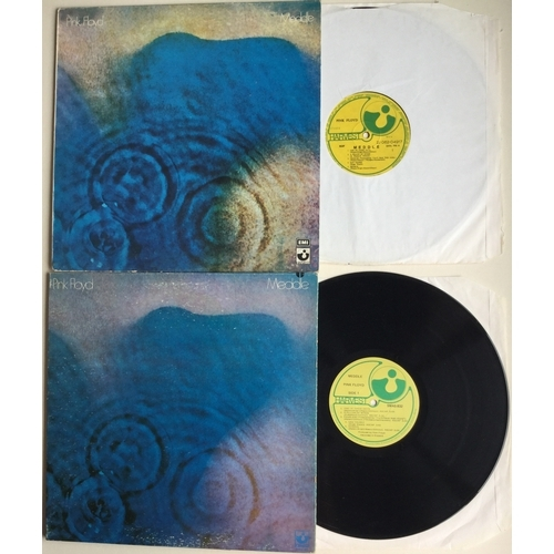 12 - PINK FLOYD SELECTION OF FOREIGN PRESSED VINYL LP RECORDS. In total we find 5 copies from around the ...