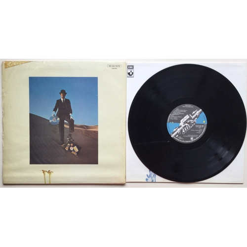 15 - PINK FLOYD VINYL LP FOREIGN PRESSINGS X 3. 'Wish You Were Here' is first up released in Greece on EM...