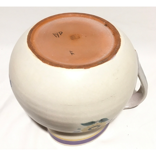 17 - Poole Pottery Carter Stabler Adams shape 951 YP pattern large jug....