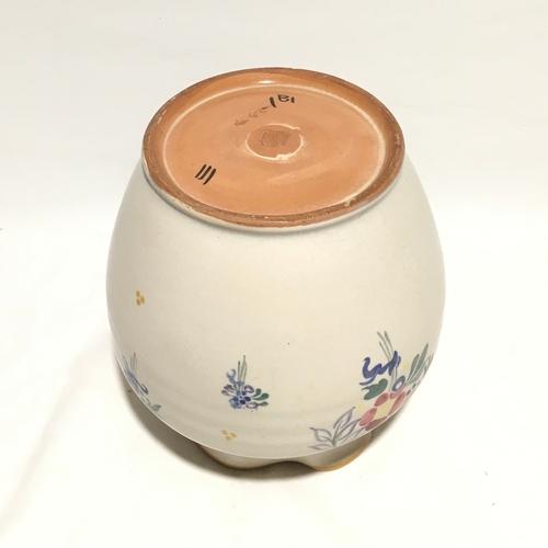 18 - Poole Pottery Carter Stabler Adams shape 485 BI pattern large jug by Marjorie Batt....