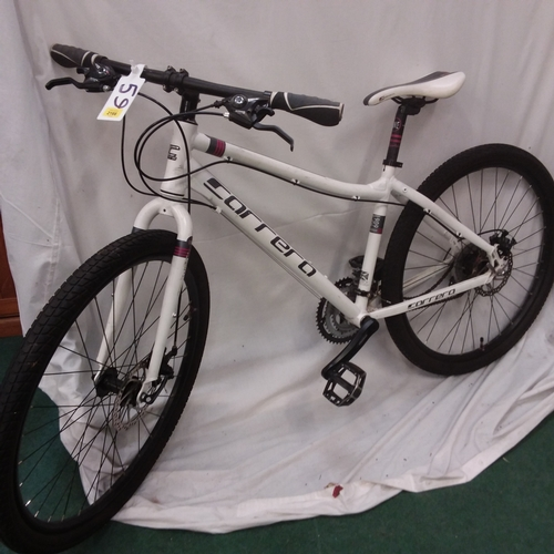 2166 - A Carrera Subway 1 mountain bike.(ref:59)....