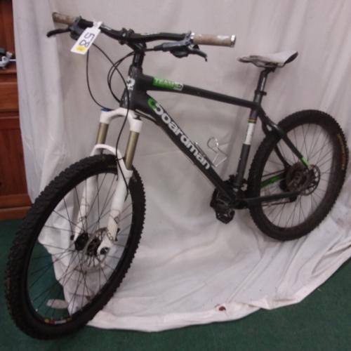 2167 - A Chris Boardman team mountain bike. (Ref:58)....