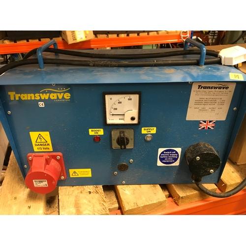 2392 - A Transwave power converter....