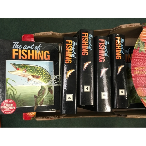 2025 - A complete set of The Art of Fishing files....
