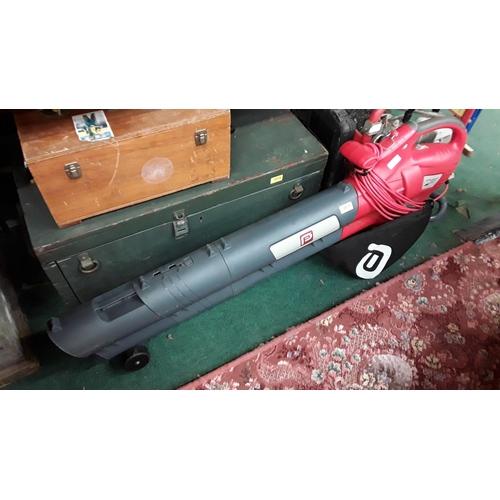 2101 - A Performance Power 2500w blower/vac....