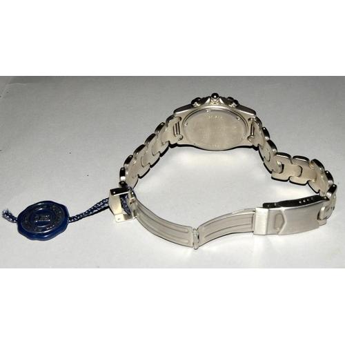 2131 - Krug-Baumen Chronomaster watch. Ref 242....