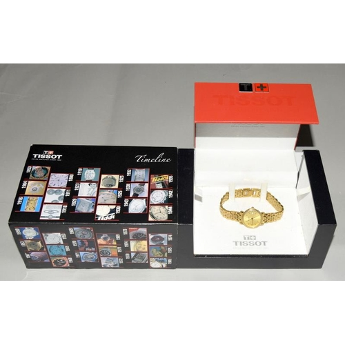 2135 - Tissot watch, boxed. Ref 51....
