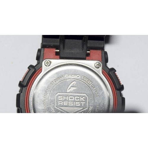 2139 - Men's Casio G-Shock watch. Ref 156....