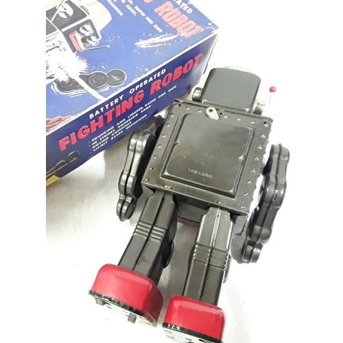 331 - Horikawa (Japan) tinplate battery operated