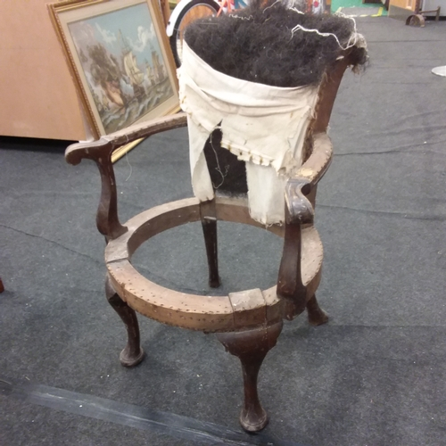 1464 - A project armchair....