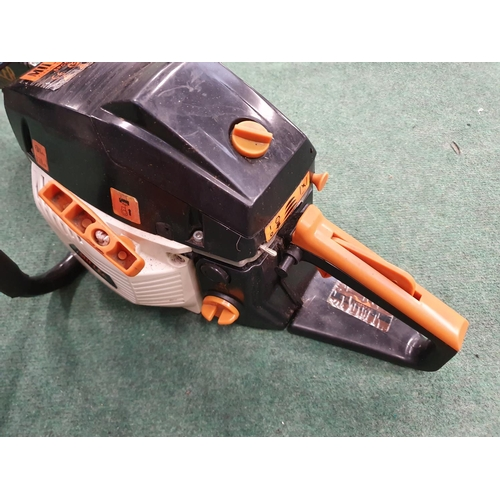 2007 - A Miller SPC5000 petrol chainsaw....
