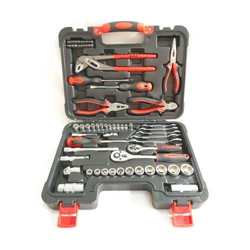 2022 - A 65 piece home tool kit (35)....