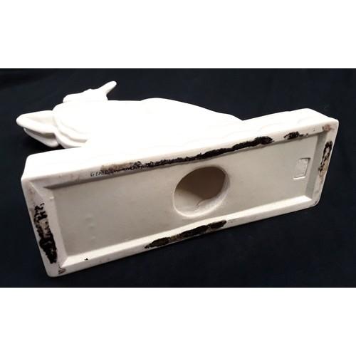 117 - Poole Pottery Springbok bookend designed by John Adams....