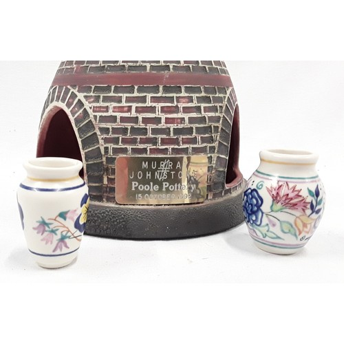 106 - Poole Pottery model of a kiln 7
