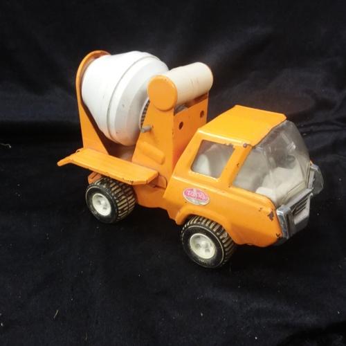 1036 - Three Tonka toy construction vehicles....
