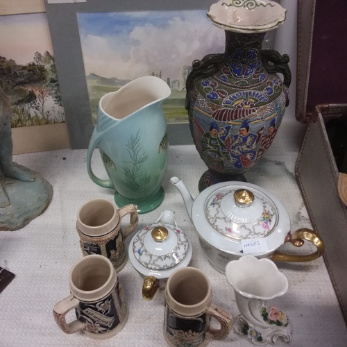 1090 - A small collection of various china....