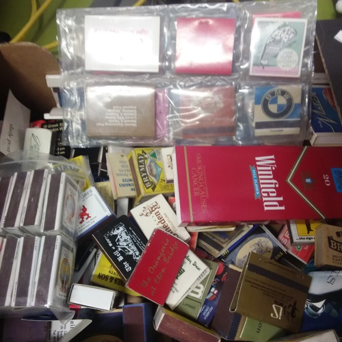 1160 - A box of collectable sketchbooks & boxes....