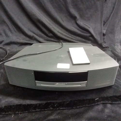 1189 - A Bose wave music system model no.AWRCC6....