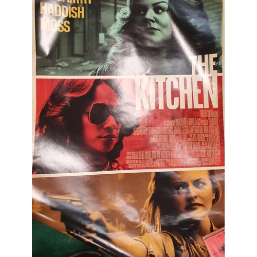 1232 - A collection of modern rolled film posters....
