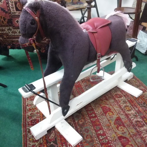 1380 - A child's ride on rocking horse....