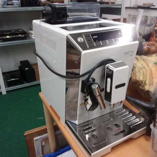 1414 - A DeLonghi Eletta Cappuccino TOP coffee machine....