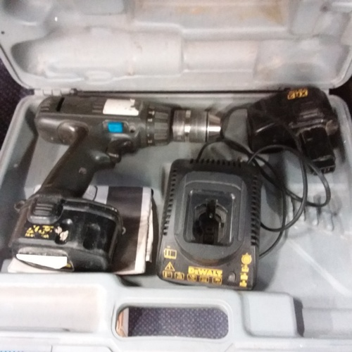 2029 - An Elu drill with charger, battery and case....