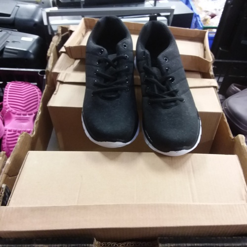 2057 - Two crates of trainers....